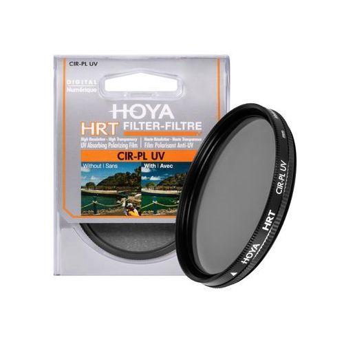 Hoya  filtr polaryzacyjny hrt cir-pl plus uv 49 mm
