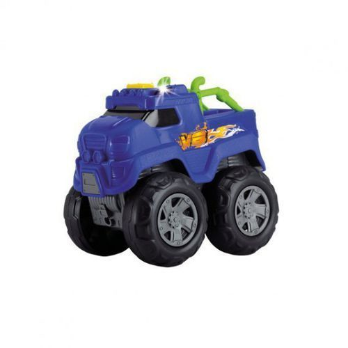 Dickie  auto tough wheelers, niebieski z dźwiękiem, kategoria: osobowe