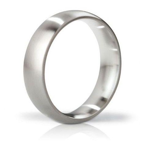 Mystim - Pierścień erekcyjny - His Ringness Earl szczotkowany 48mm
