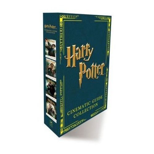Cinematic Guide Boxed Set (9781407173184)