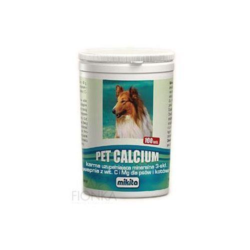 pet-calcium preparat wapniowy dla psów i kotów marki Mikita