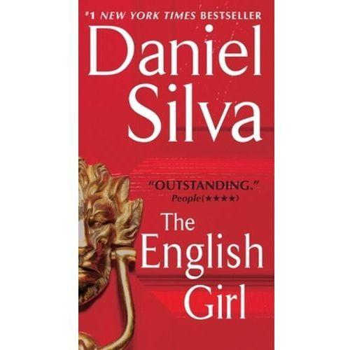 The English Girl. Das englische Mädchen, englische Ausgabe - OKAZJE
