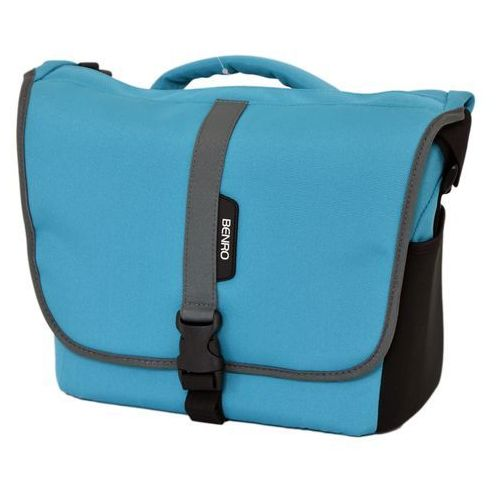 be1016b smart 20 torba na ramię turkusowy jasnoniebieski marki Benro
