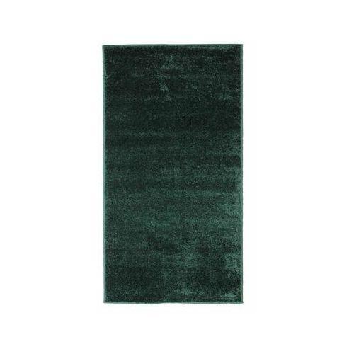 Chodnik dywanowy zielony YAZZ 80 x 170 cm
