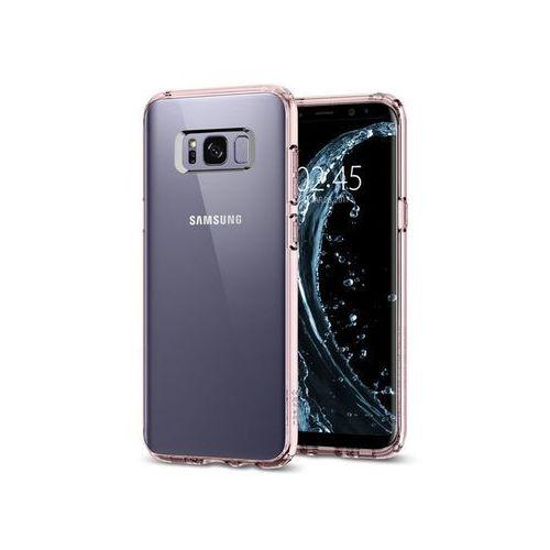 ultra hybrid 565cs21632 samsung galaxy s8 (crystal pink) marki Spigen