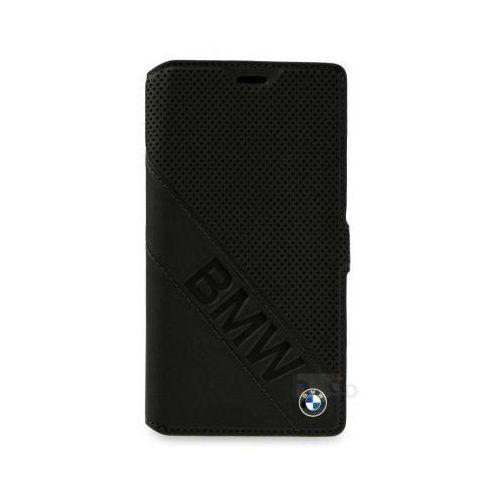 Futerał Book BMW Sony Z5 czarny, BMFLBKSZ5LDLB