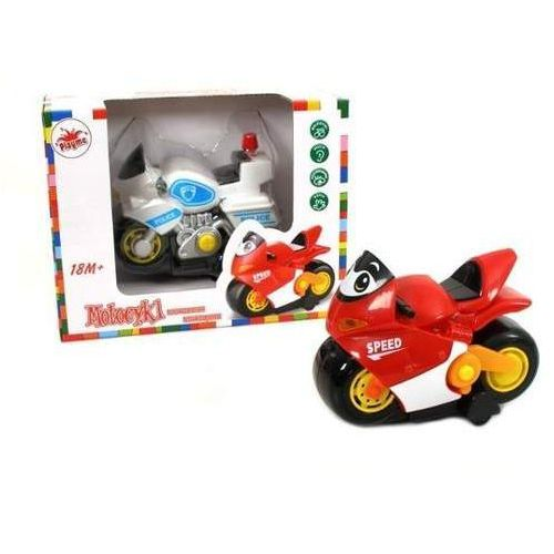 OKAZJA - BRIMAREX Motocykl z funkcjami, ZB-9059