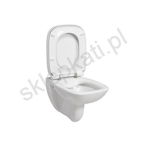 Roca debba rimless miska wc podwieszana biała a34699l000 (8433290398847)
