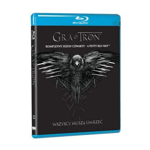 Gra o Tron, sezon 4 (Blu-ray) - D.B. Weiss (7321999333331)