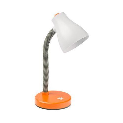 Inspire Lampka biurkowa pongo pomarańczowa e27