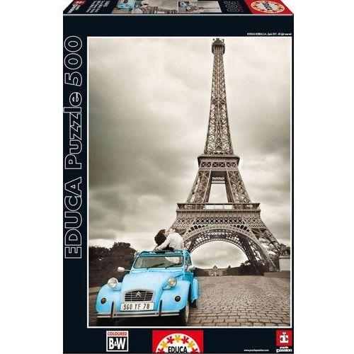 Educa Puzzle wieża eiffla paryż 500