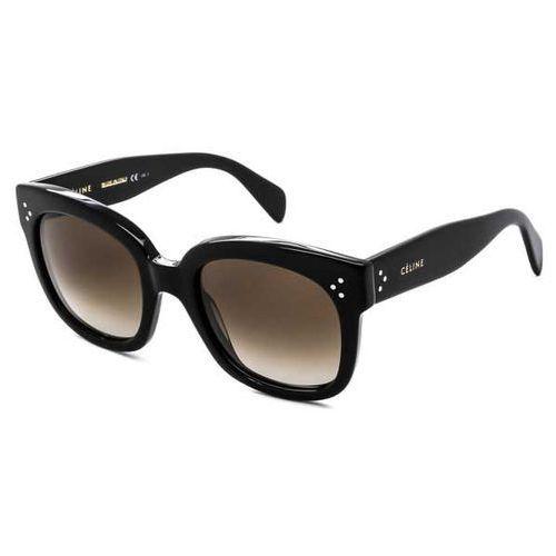 Okulary słoneczne cl 41805/s new audrey 807/ha marki Celine
