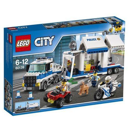 LEGO City: Mobile Command Center (60139). Najniższe ceny, najlepsze promocje w sklepach, opinie.