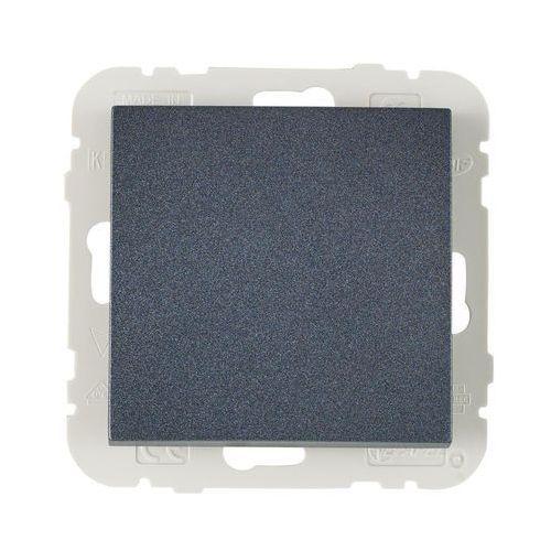 Efapel Włącznik krzyżowy logus 90 grafit (5603011637934)