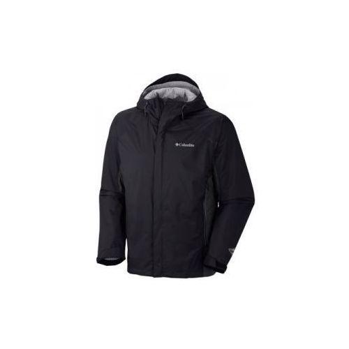 Męska kurtka przeciwdeszczowa COLUMBIA Rainstormer (011), WM2042-011