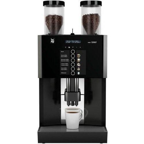 Automatyczny ekspres do kawy filtrowanej 1200 F   1 młynek   tacka na termos