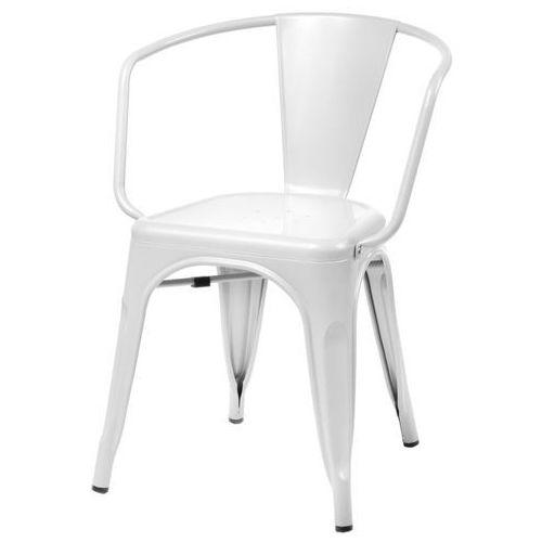 6126 krzesło paris arms białe marki D2
