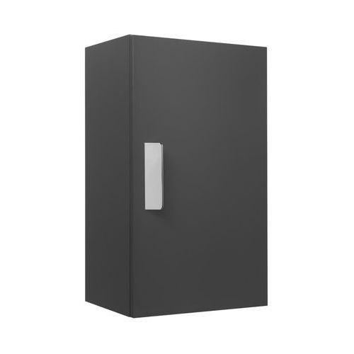 ROCA szafka wisząca Debba szary antracyt połysk (kolumna niska) A856838153 (8433290301083)