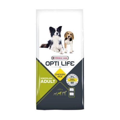 opti life adult medium 2x12,5kg marki Versele laga