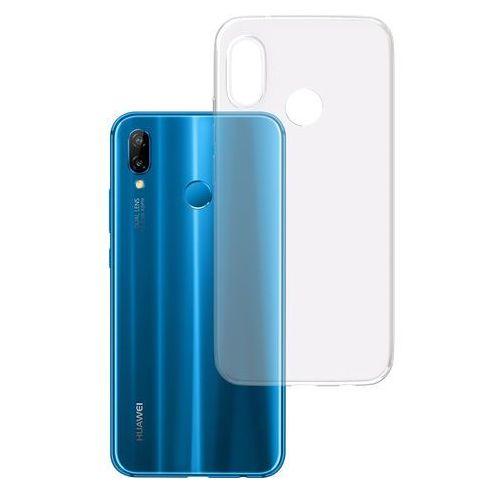 Etui 3MK ClearCase do Huawei P20 Lite Transparentny (5903108044035)