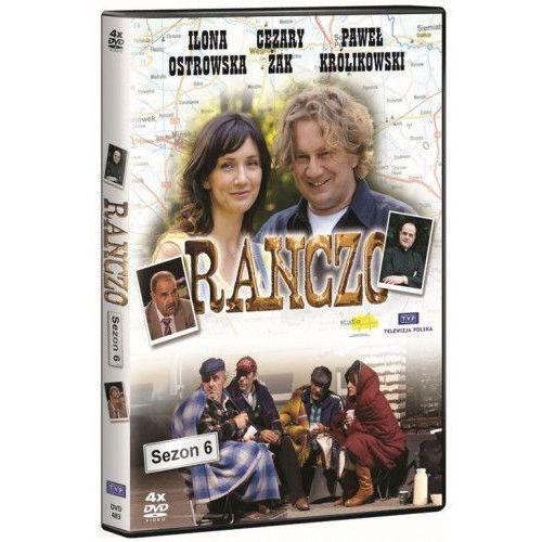 Telewizja polska Ranczo. sezon 6 - robert brutter (5902600069379)
