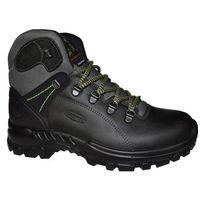 Grisport Męskie buty trekkingowe grigio czarny 43