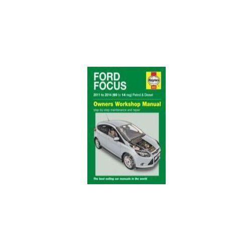 Ford Focus Petrol and Diesel Service and Repair Manual, Storey, M. R.