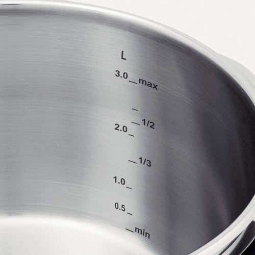 - zestaw szybkowar 4.5 l + patelnia szybkowarowa 2.5 l vitavit premium marki Fissler