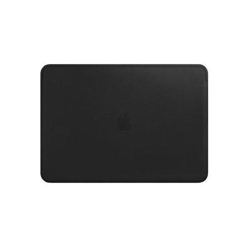 Apple Etui leather sleeve mtej2zm/a 15 cali czarny + darmowy transport!