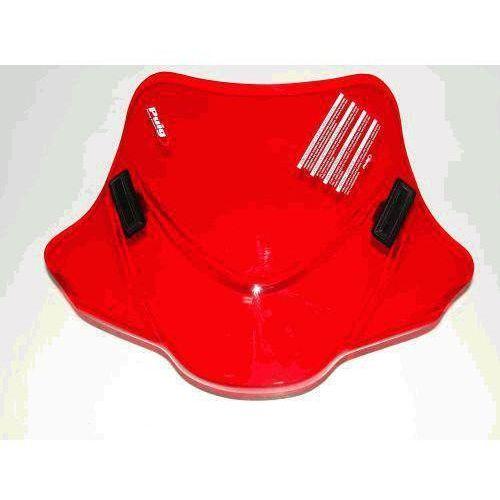 Puig Szyba czołowa (city sport) czerwona kymco super 9 syp01500r