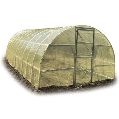 Tunel Omega foliowy ogrodowy 3x6 stal ocynk.