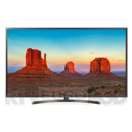 TV LED LG 55UK6400