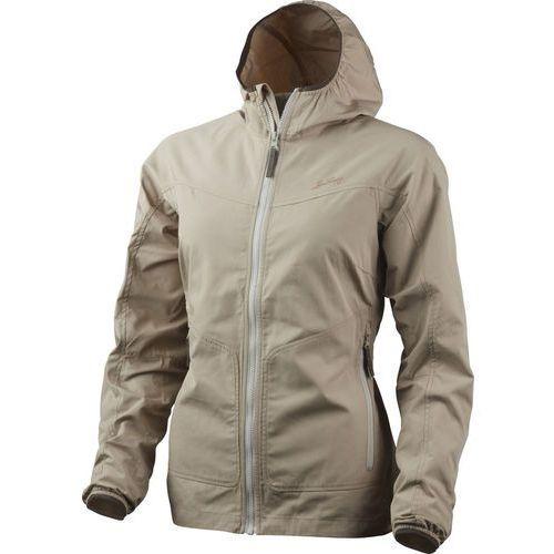 gliis kurtka kobiety beżowy xl 2018 kurtki wiatrówki marki Lundhags