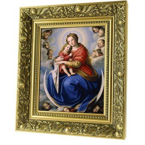 Obraz ceramiczny Madonna z Dzieciątkiem, ACH516