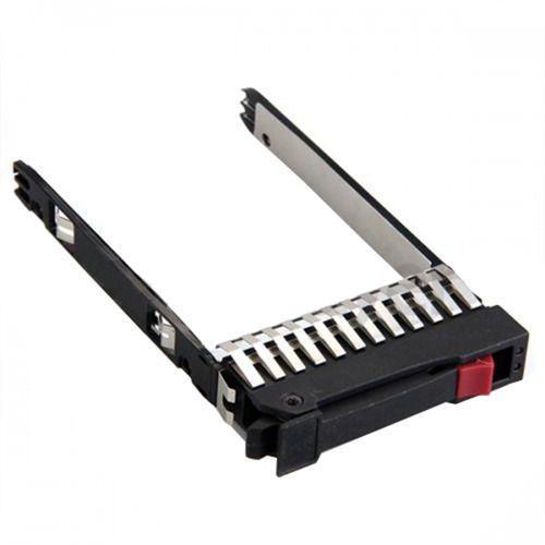 Kieszeń 2.5'' hot swap dedykowana do serwera hp   500223-001   651687-001 marki Hp