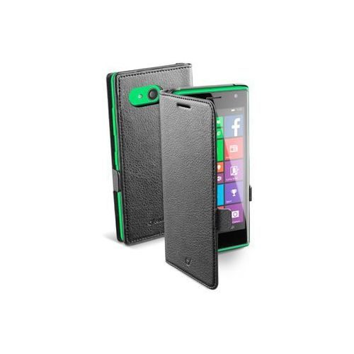 CELLULAR LINE BOOK ESSENTIAL do Nokia Lumia 735, czarne