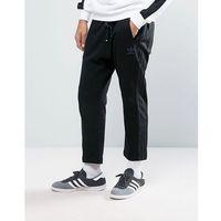 adidas Originals Deluxe Knit Joggers In Black BJ9548 - Black
