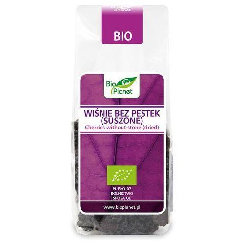 Bio planet - seria fioletowa (owoce suszone) Wiśnie bez pestek (suszone) bio 100 g - bio planet (5902488061267)