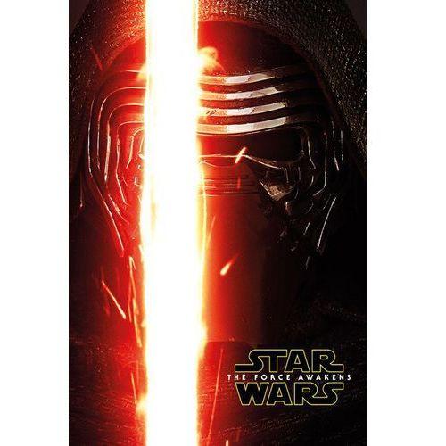 Gf Star wars gwiezdne wojny przebudzenie mocy kylo ren - plakat (5050574338035)
