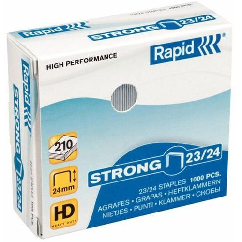 Zszywki Rapid Strong 23/24, 1M - 24870500