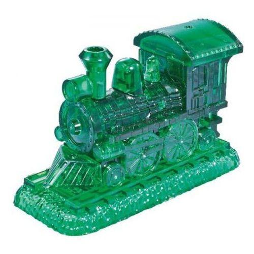 Bard centrum gier Crystal puzzle lokomotywa zielona (4018928591490)