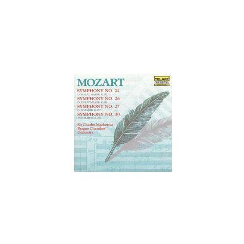 Telarc Sinfonien nr. 24, 26, 27 & 3