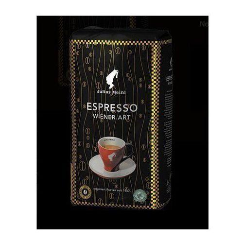 espresso wiener art 6 x 1 kg ziarnista marki Julius meinl