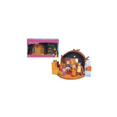 Masza domek niedźwiedzia - Simba Toys, 109301632