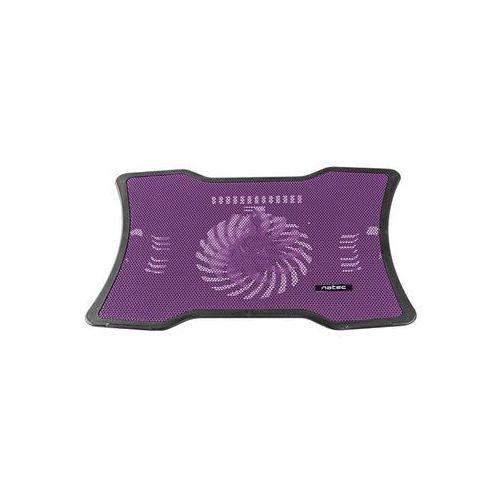 Podstawka chlodząca pod notebook MACAW purple (5901969402407)