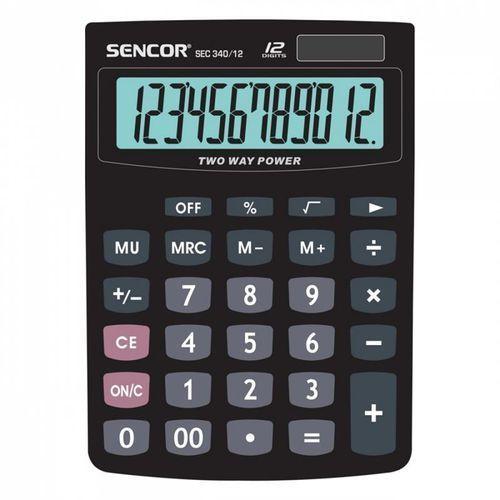 Kalkulator Sencor SEC 340/12 Darmowy odbiór w 21 miastach!