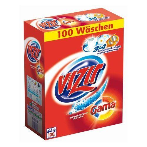 Procter & gamble Vizir 100 prań proszek uniwersal 6,5kg
