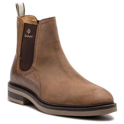 Sztyblety - martin 17653905 mud brown g467, Gant, 40-46