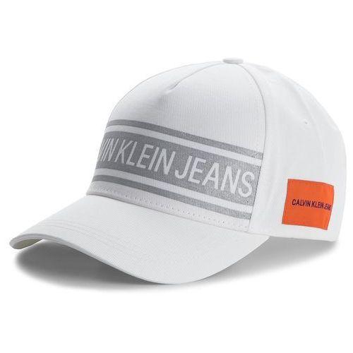 Calvin klein jeans Czapka z daszkiem - j reflective cap m k40k400767 102