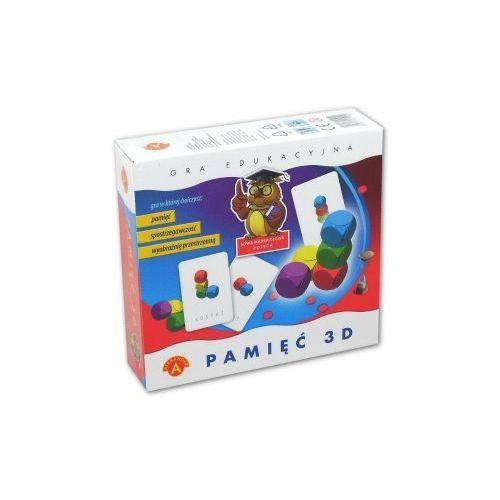 Alexander Pamięć 3d mini. gra edukacyjna